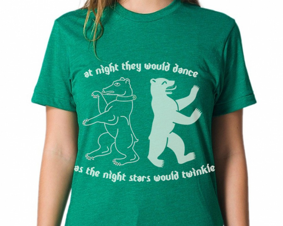 Dancing Bears   Kulbak • Green